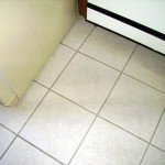 Kitchen Tile - Before